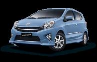 Toyota Agya Pekanbaru Riau