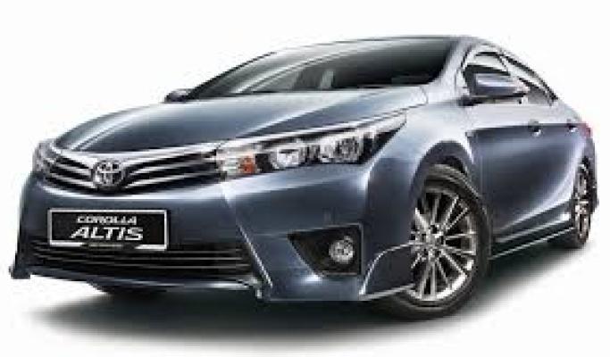 Toyota Corolla Altis Pekanbaru Riau