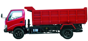 dyna_barang_dum truck