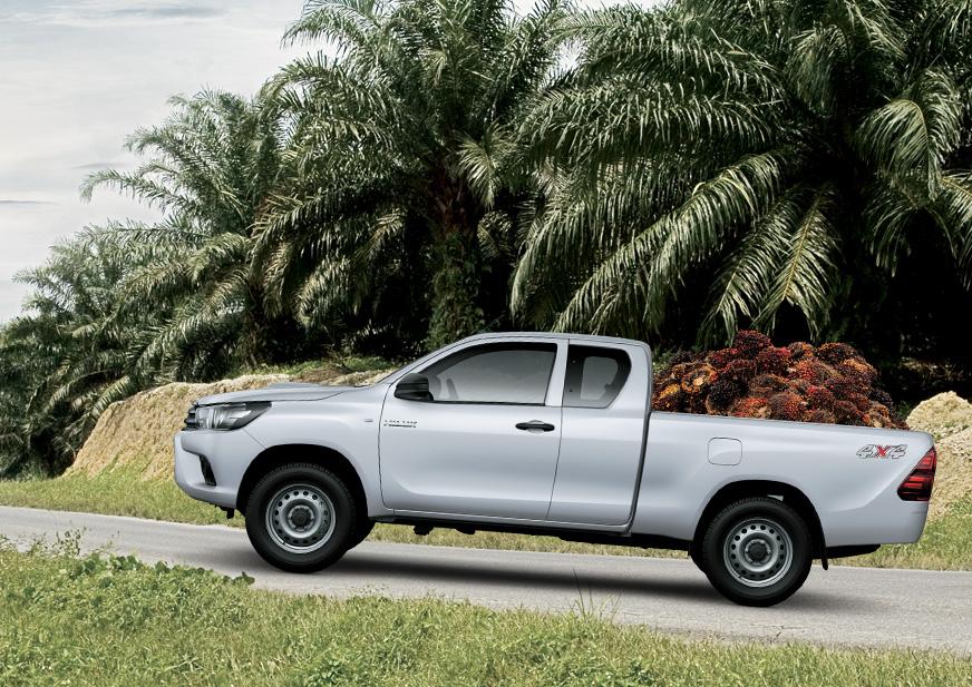 Harga Toyota Hilux Pekanbaru Riau