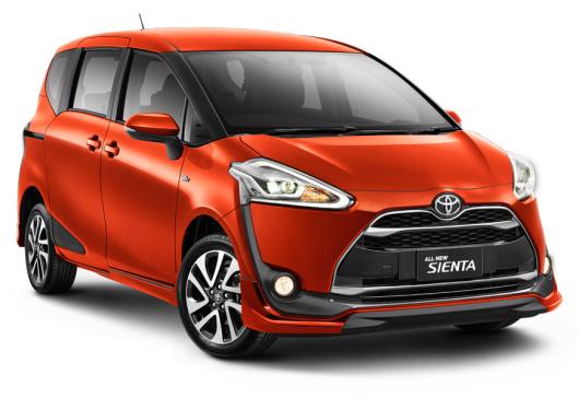 Toyota SIENTA Pekanbaru Riau