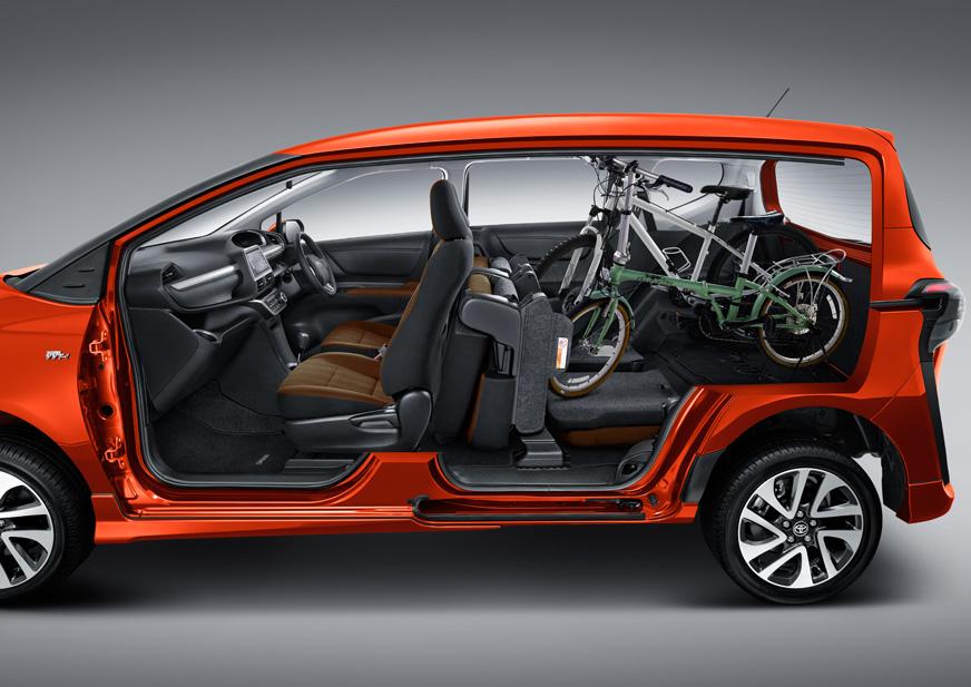 Toyota All New Sienta Pekanbaru