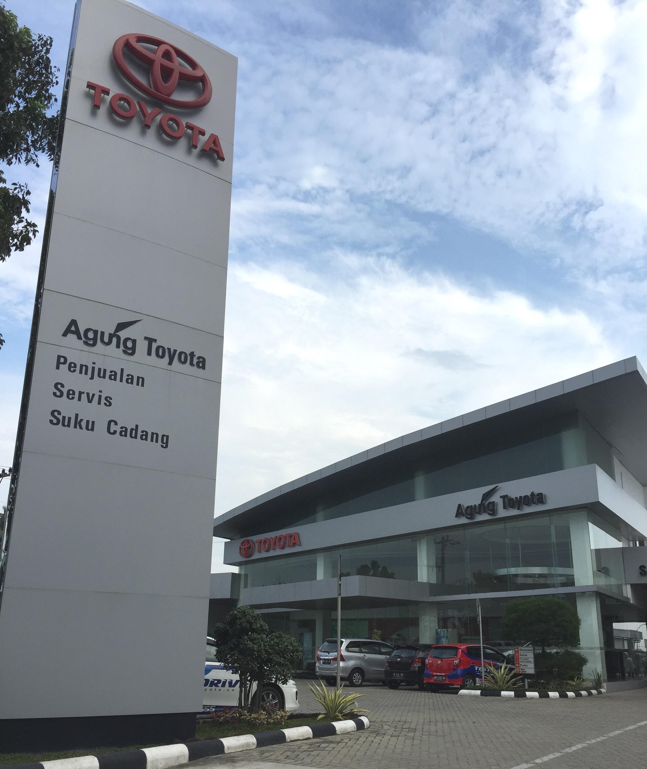 Dealer Resmi Toyota Riau Pusat Pekanbaru Toyota Pekanbaru