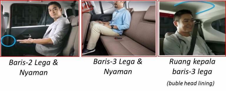 Kelebihan Toyota Calya Pekanbaru vs Kompetitor