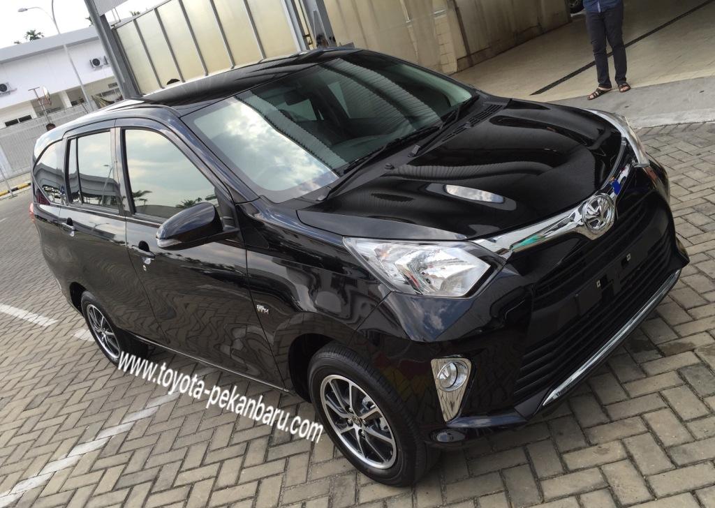 Paket Kredit Toyota Calya Pekanbaru 2016