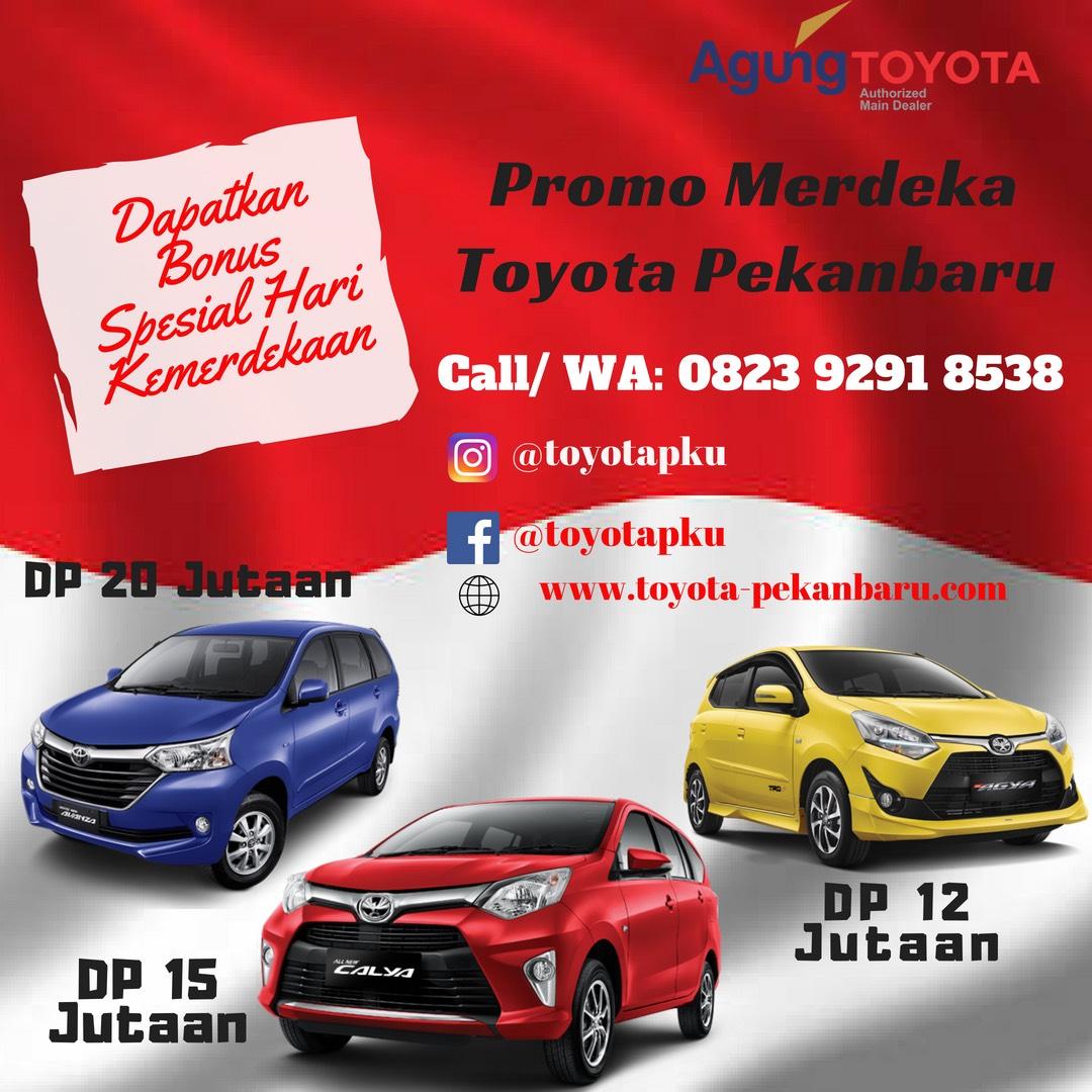 Harga Kredit Toyota Pekanbaru Toyota Pekanbaru