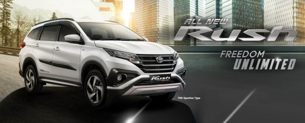 Toyota Rush Pekanbaru 2018