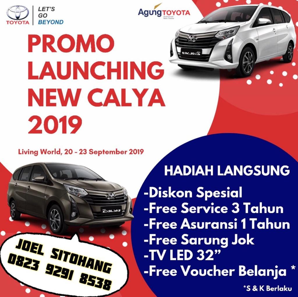 Kelebihan Harga Toyota Calya 2019 Harga
