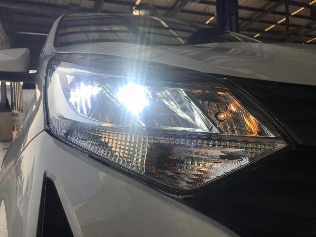 LED LAMP TOYOTA CALYA PEKANBARU 2019